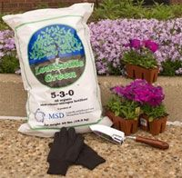 Louisville Green Organic-based Fertilizer